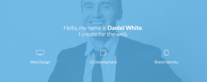 free basic personal webpage