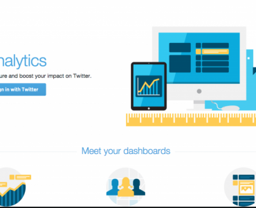 twitter analysis tools