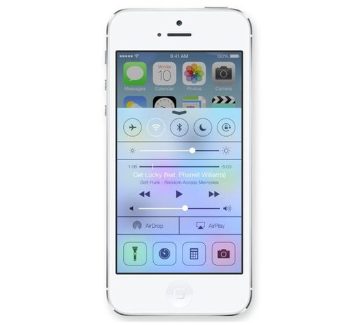 iPhone-Control-Center