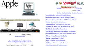 old web design trends