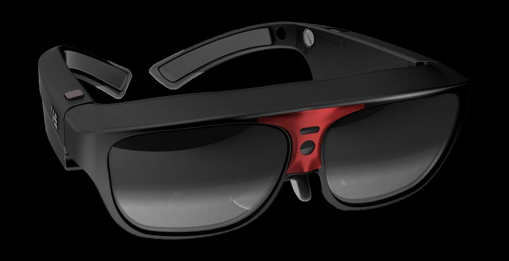 Smart glasses m... Hack Logo
