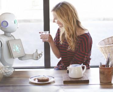 Pepper Robot 1