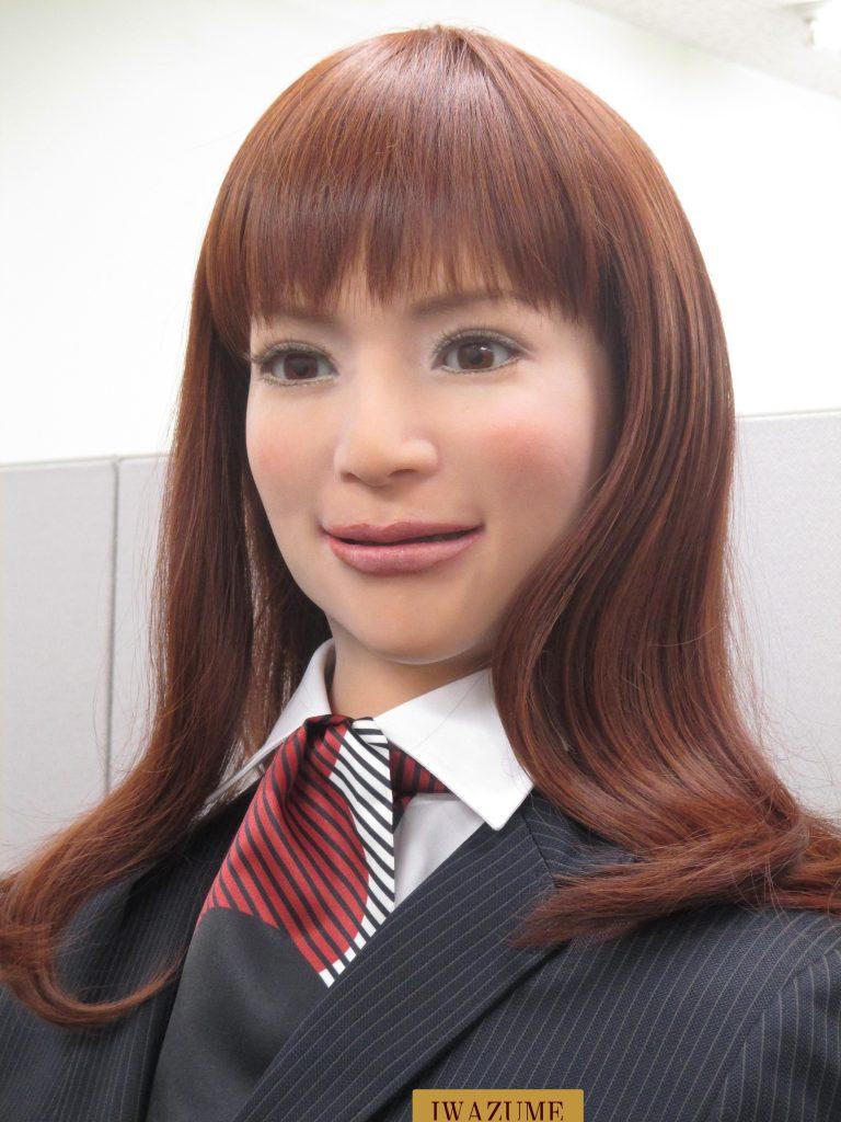 Robot at Henn-a hotel