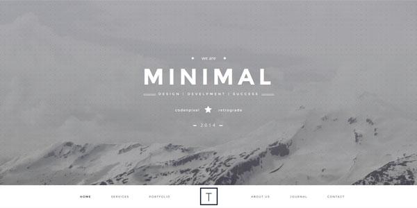 T-ONE-Minimal-Portfolio-Theme