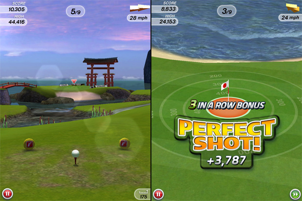 flick-golf-best-no-internet-game