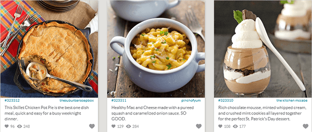 5 alternatives to pinterest you might not know geeks zine foodgawker forumfinder Images